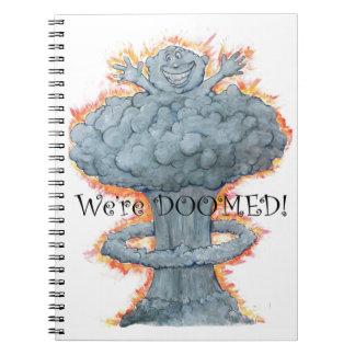 私達は運命づけられます! ノートブック