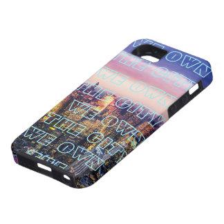 -私達は都市を所有します iPhone SE/5/5s ケース