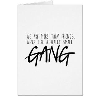私達は集団のようです カード