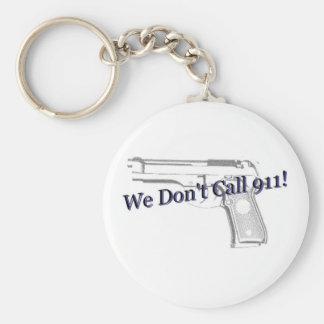 私達は911 Keychainを呼びません キーホルダー