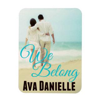 私達はAva Danielleによって属します マグネット