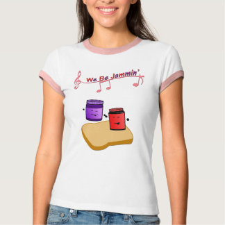 私達はJamminのティーです Tシャツ