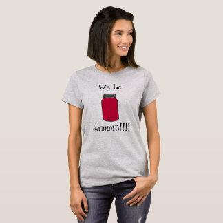 私達はjamminのワイシャツです tシャツ