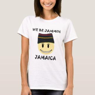 私達はJamminジャマイカです Tシャツ