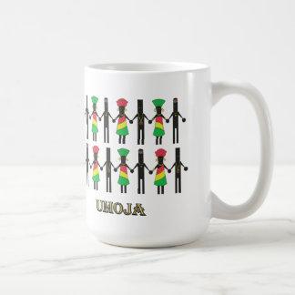 私達はKwanzaaの統一されたなマグです コーヒーマグカップ