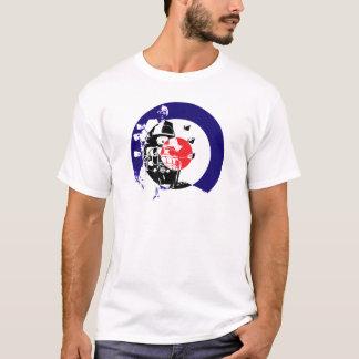私達はmodsです tシャツ