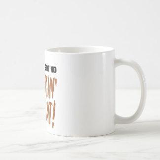 私達はStinkinのムギのCeliacグルテンを自由に食べません コーヒーマグカップ