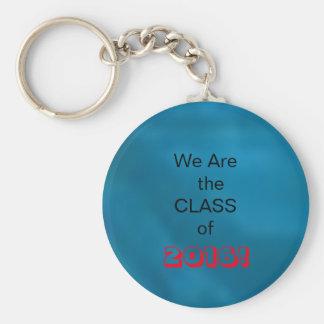 """""""私達をありますクラスがの個人化して下さい。"""" キーホルダー"""