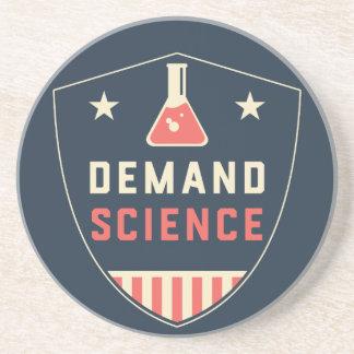私達アメリカの人々の要求科学 コースター