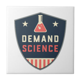 私達アメリカの人々の要求科学 タイル