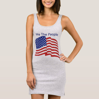 私達人々の服 袖なしドレス