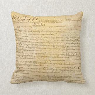 私達人々憲法の枕 クッション