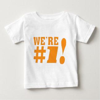 私達数1に関して` ベビーTシャツ