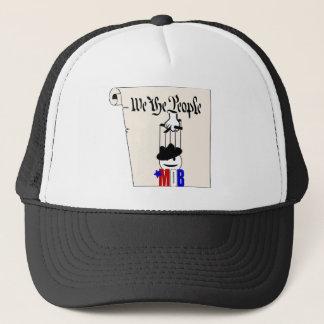 私達暴徒憲法の帽子 キャップ