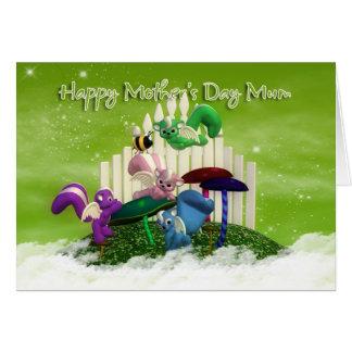 私達皆からの母の日カード カード