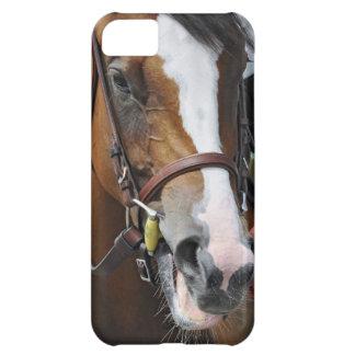 私電話5サラブレッドの例 iPhone5Cケース