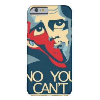 私電話6堅いカバー。 できません。 設計 BARELY THERE iPhone 6 ケース