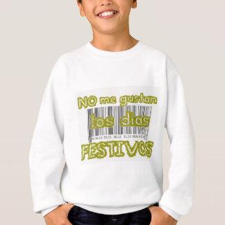 私gustan losのfestivos スウェットシャツ
