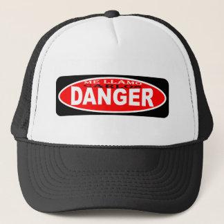 私llamoのカーロスの危険の別名アンソニーのウィーナー キャップ