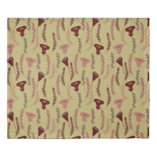 秋によっては美しく柔らかい秋色の羽毛布団が開花します 掛け布団カバー