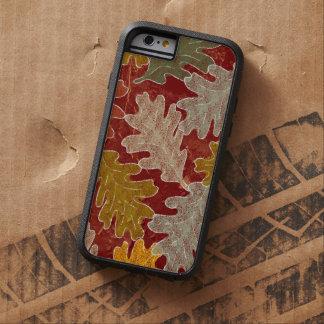 秋のカシの葉 TOUGH XTREME iPhone 6 ケース
