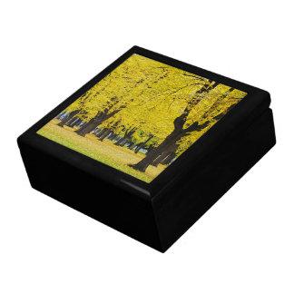 秋のギフト用の箱 ギフトボックス