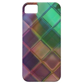 秋のタータンチェックのカスタムなSmartphoneカバー iPhone SE/5/5s ケース