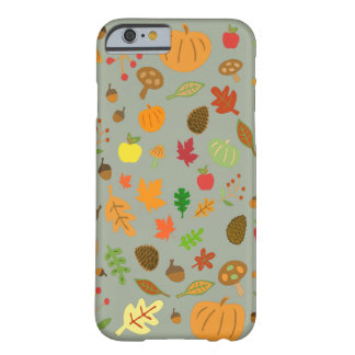 秋のデザイン BARELY THERE iPhone 6 ケース