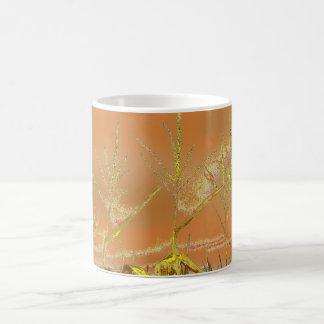 秋のトウモロコシのハロウィンのマグ コーヒーマグカップ