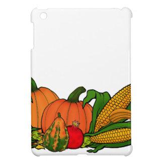 秋のボーダー iPad MINIケース