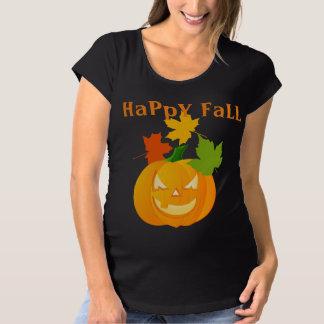 秋のマタニティシャツ マタニティTシャツ