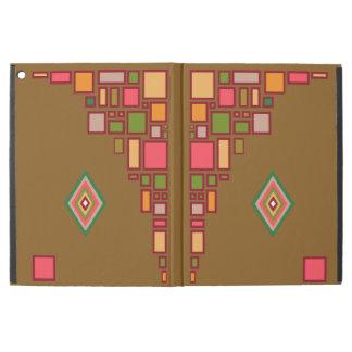 """秋のライトアルファブラウンのiPadのプロカバー iPad Pro 12.9"""" ケース"""