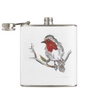 秋のロビンのフラスコ フラスク