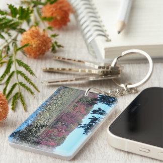 秋の写真Keychain キーホルダー