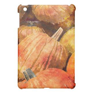 秋の収穫のカボチャ iPad MINI カバー