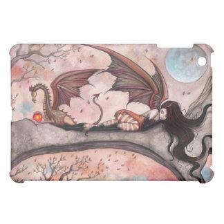 秋の妖精のドラゴンのiPadの場合の風 iPad Mini カバー