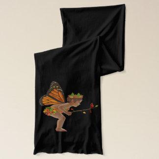 秋の妖精 スカーフ