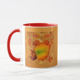 秋の果実 マグカップ