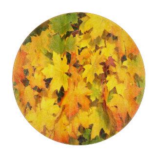 秋の栄光 カッティングボード