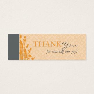 秋の洗練された人TYの細いカード スキニー名刺
