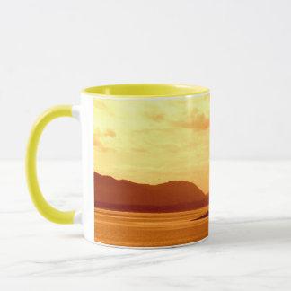 秋の炎 マグカップ