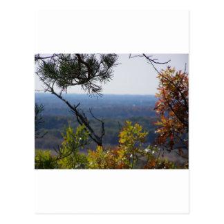 秋の眺め ポストカード