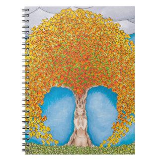 秋の祈りの言葉 ノートブック