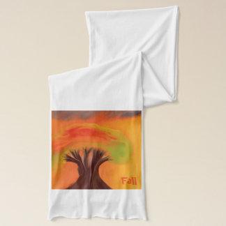 秋の秋のスカーフ スカーフ