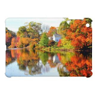 秋の素晴らしさ iPad MINIカバー