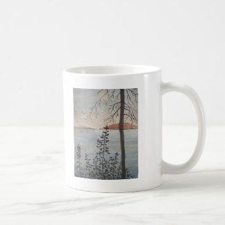 秋の結論 コーヒーマグカップ