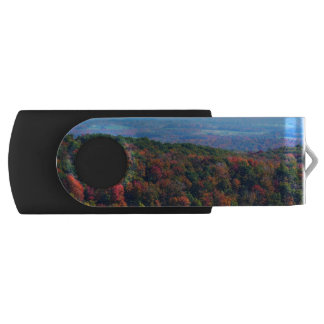 秋の自然の写真撮影のアパラチア山脈 USBフラッシュドライブ
