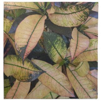 秋の葉 ナプキンクロス