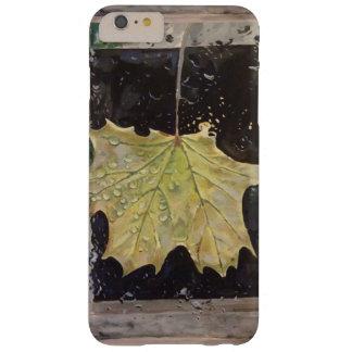 秋の葉Iの電話箱 BARELY THERE iPhone 6 PLUS ケース