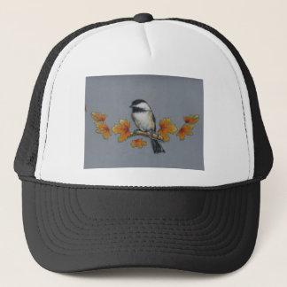 秋の《鳥》アメリカゴガラ キャップ